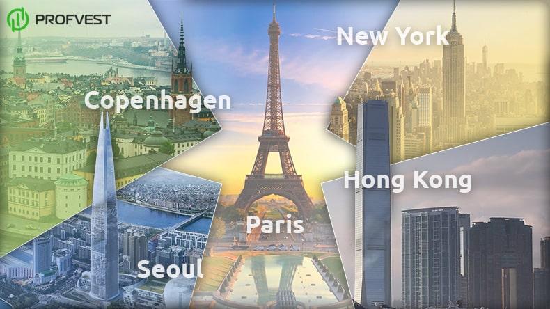 Рейтинг самых дорогих городов мира в 2019 году
