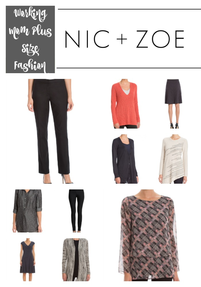 NIC + ZOE - Working Mom Plus Size Fashion, NIC + ZOE, fashion for working moms, professional fashion for women, NIC + ZOE plus size, NIC + ZOE online shopping, NIC + ZOE clothing