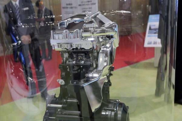 Suzuki siap dengan mesin turbocharged