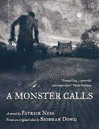 A monsters calls book review
