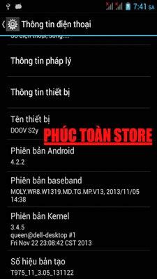 Tiếng Việt và CH PLay Doov s2y alt