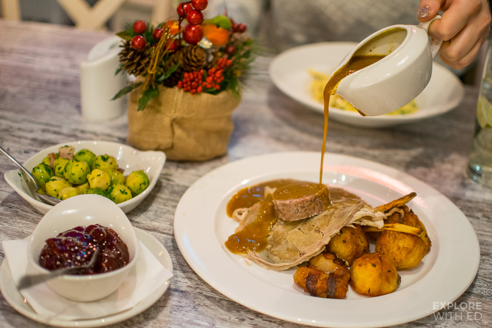 Langland Brasserie Sunday Dinner