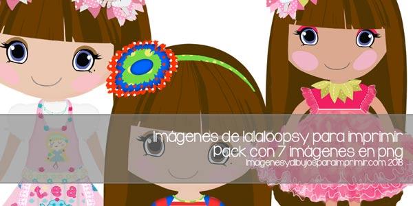 imágenes de lalaloopsy para imprimir