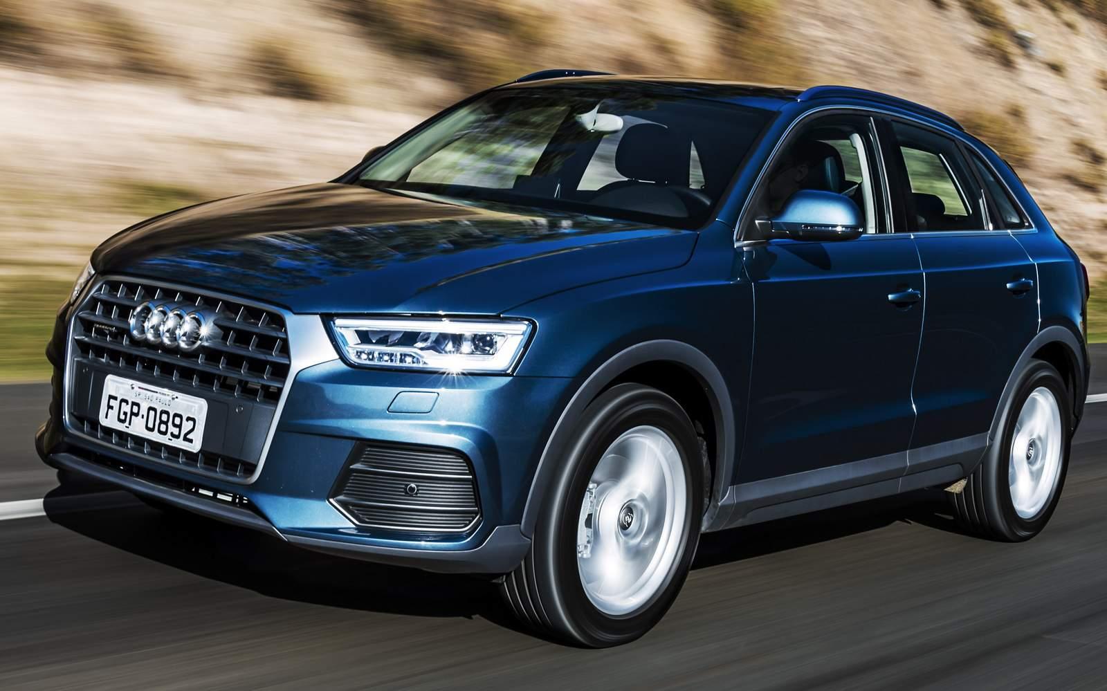 Audi Q3 2016 1.4 TSI