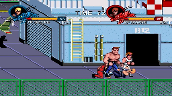 Double Dragon Trilogy Free Download Pc Game
