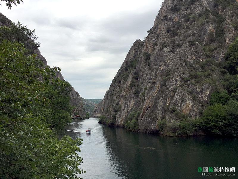 [北馬其頓共和國.斯科普里] 馬特卡峽谷(Matka Canyon):市中心郊外美景 歐洲版桂林