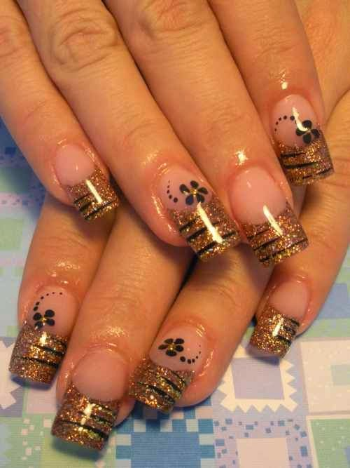 easy beautiful Nail Art fashion crazyixt