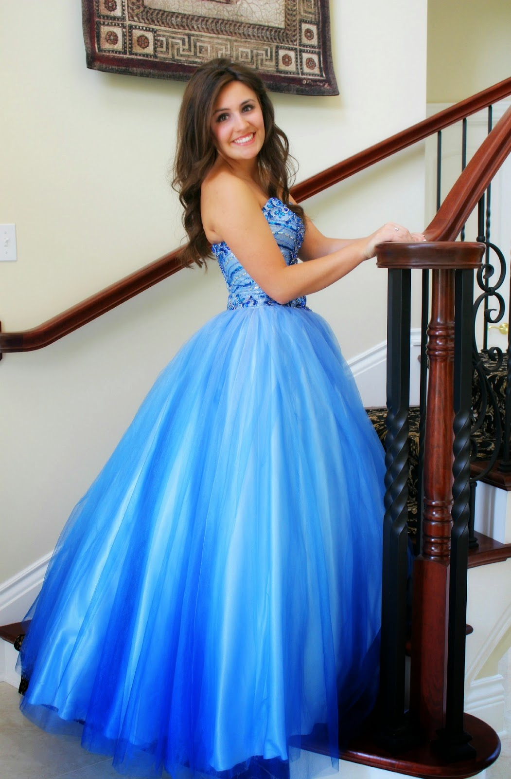 Style, Decor & More: Princess Diaries ~ A Fairytale Prom Gown!