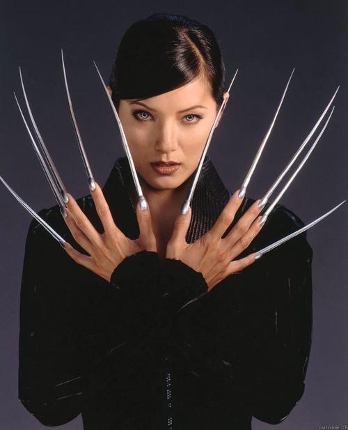 Lady Deathstrike - Marvel Comics - Kelly Hu