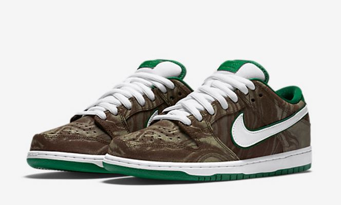 2b841b609007 Here is a look at these New Nike SB Dunk Low Premium Shoes being Dubbed the
