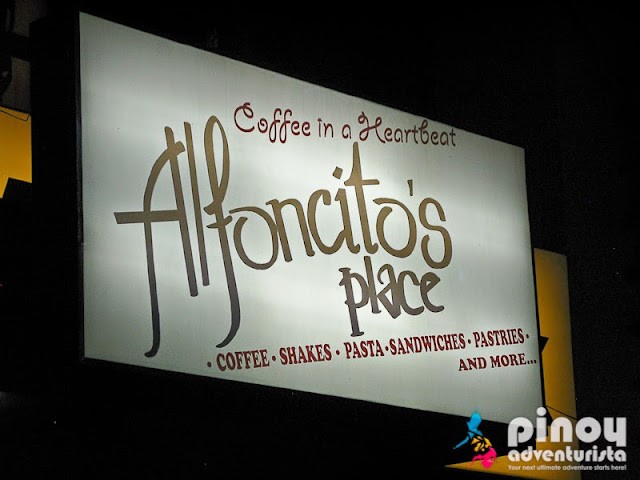 WHERE TO EAT IN BAGUIO Alfoncito's Place
