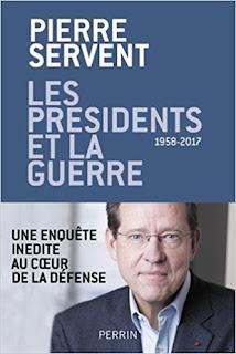 Les Présidents Et La Guerre de Pierre Servent PDF