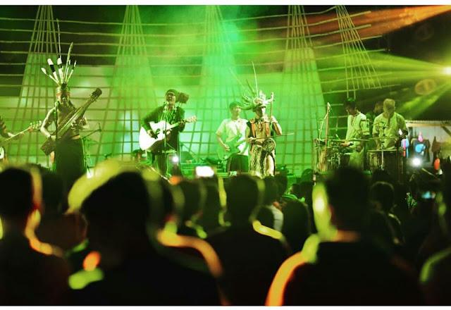 Woww! Peringati Hari Music Nasional, Tindoki Band Buat Gebrakan Baru