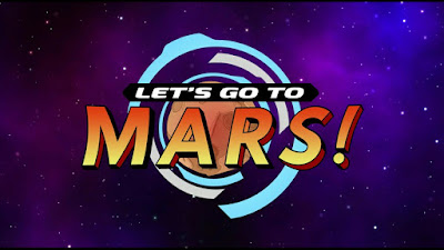 Let's go to Mars! Apk 1.1.0 for Android Terbaru