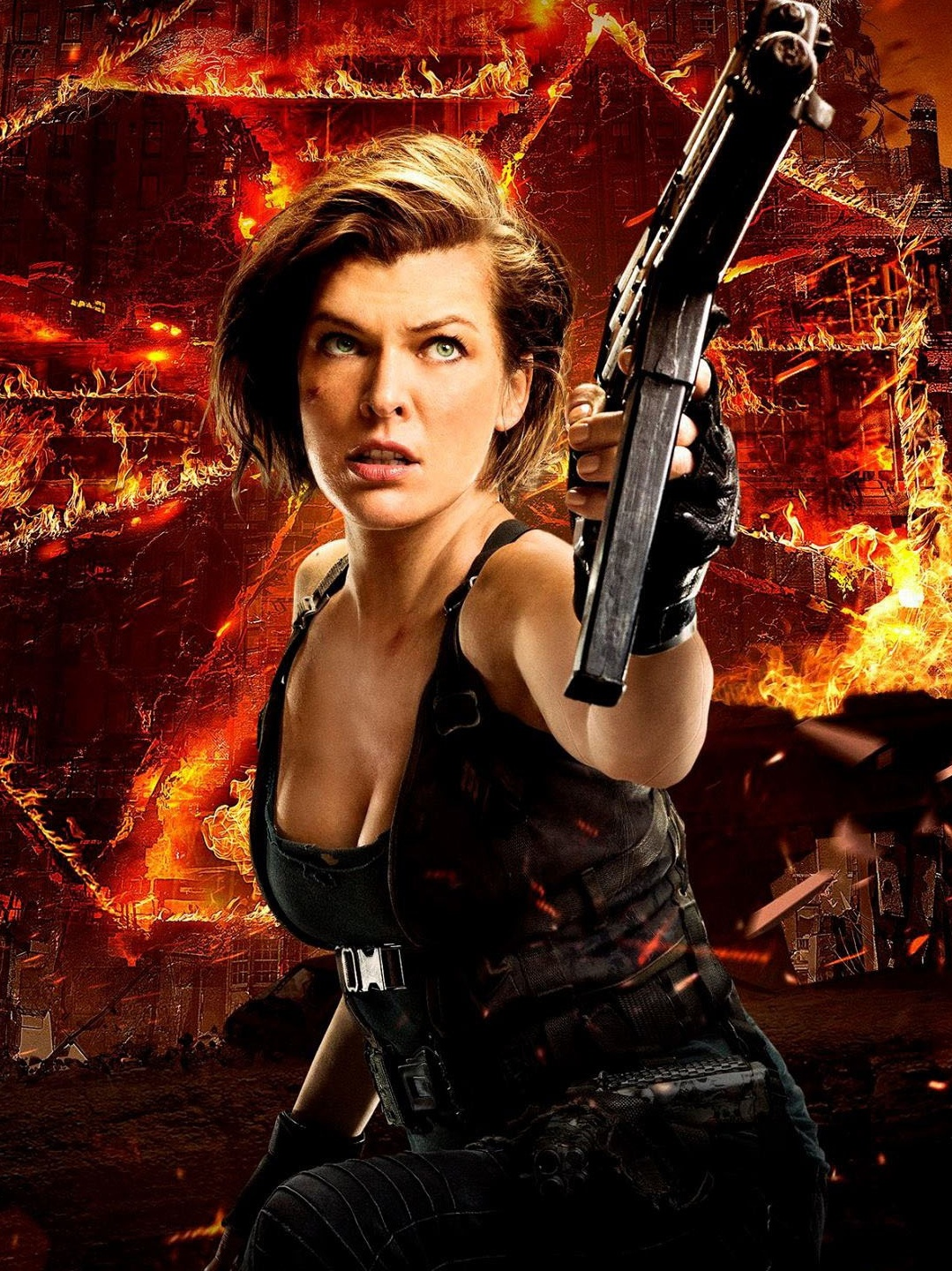 End game? Milla Jovovich plays Alice for the final time, posted on Thursday, 02 February 2017