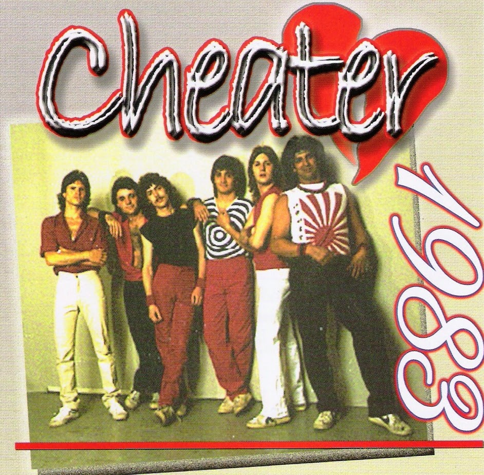 Cheater 1983 aor melodic rock band jeff cosco
