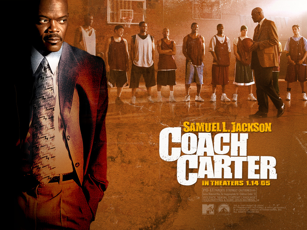 Review of Coach Carter – Buckley's Ballers