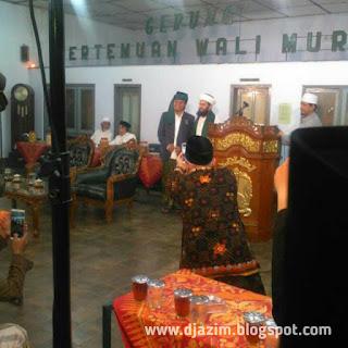 Majelis Muqimin Ahad Kliwon Spesial API Tegalrejo Magelang menjelang Nisfussanah.
