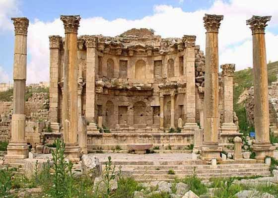 """ثقافات بوك: هيكل أرتميس في أفسس """" تركيا"""""""