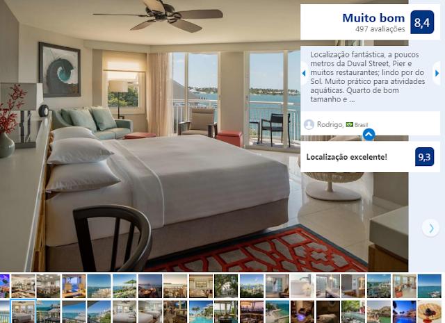 Hyatt Key West Resort and Spa em Key West: quarto