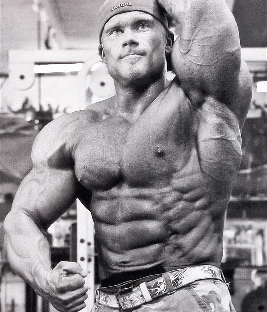 """MUSCLE ADDICTS INC: MORE BEN """"PACMAN"""" PAKULSKI"""