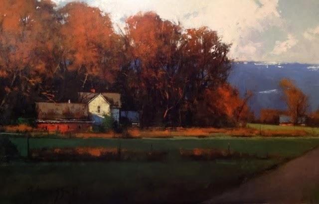 Пейзажи. Romona Youngquist