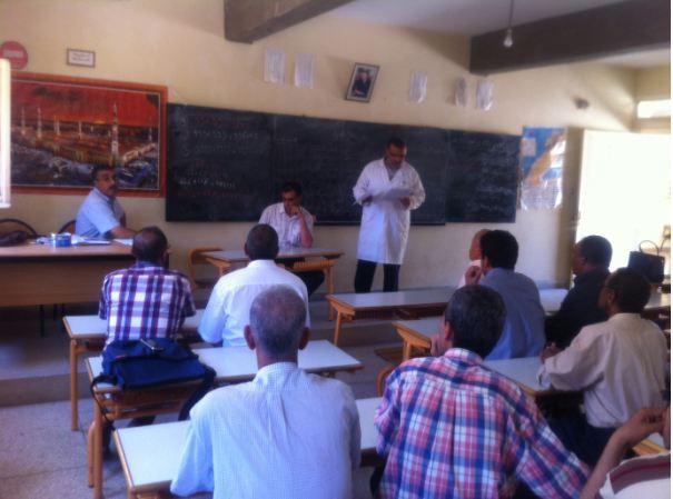 مدرسة عباد المجاطي بين نقد العقل الجمعي المغربي وسيكولوجية الامتحانات