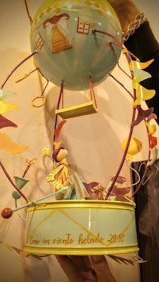 L'Oiseau Bateau movil decorativo