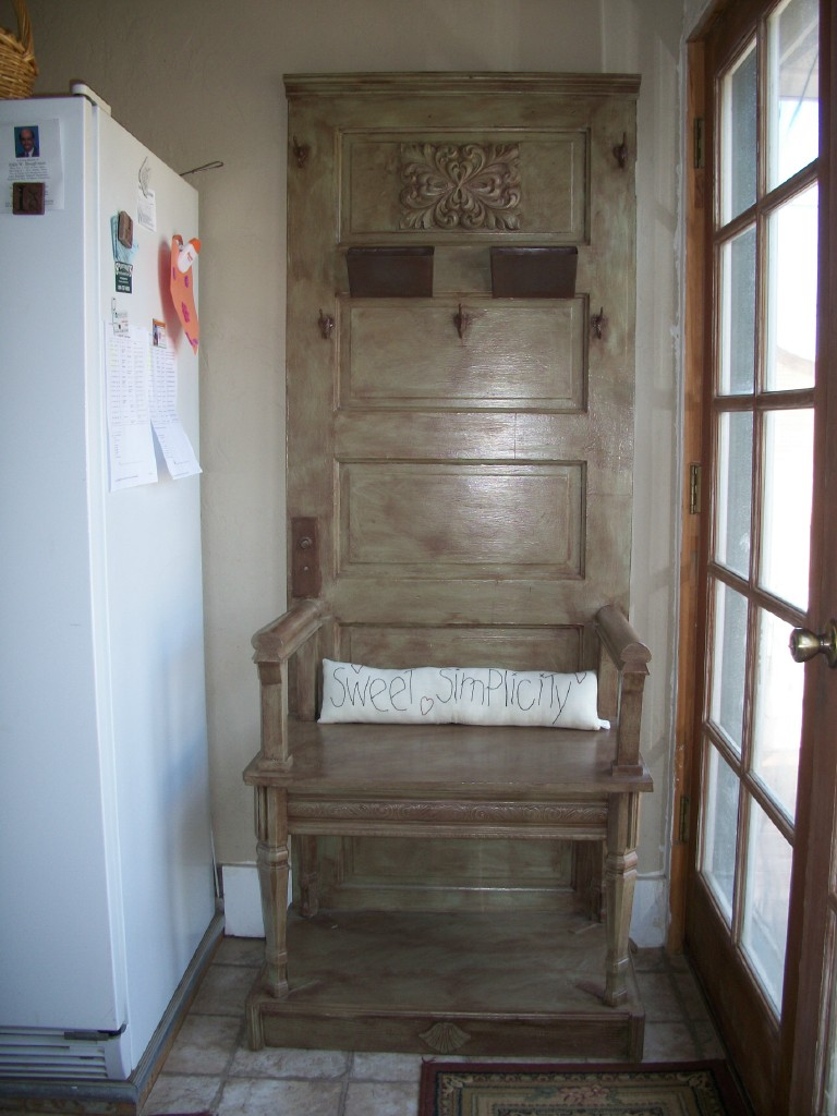 Somethin Salvaged Uses For Old Doors Windows And Shutters