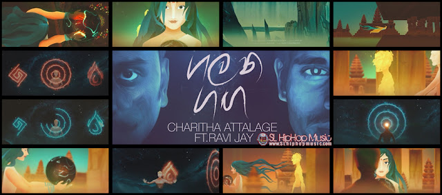 CLICK DOWNLOAD Galana Ganga (ගලන ගඟ) - Ravi jay ft. Charitha Attalage
