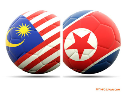 Live Streaming Malaysia vs Korea Utara Kelayakan Piala Asia 2019