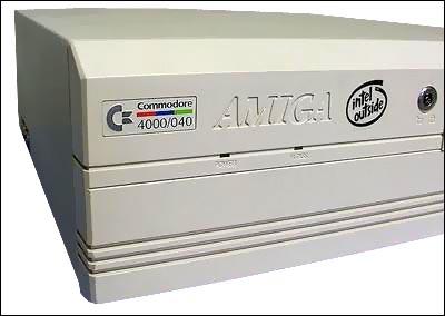 Commodore Amiga 4000/040