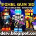 Pixel Gun 3D v12.2.1 Apk + Data [MOD]