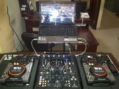 Alat dj set - Untuk Cara belajar jadi DJ