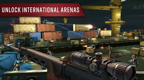 Download Tom Clancy's ShadowBreak v1.0.12 Mod Apk Terbaru