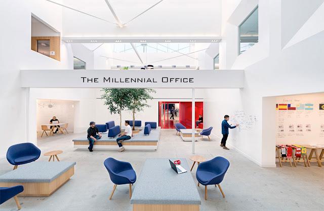 Kesempatan Karier Baru Di Mata Millenial
