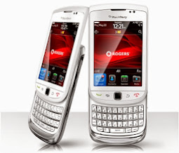 "BLACKBERRY TORCH 1 9800 ""₦ 9,000"""