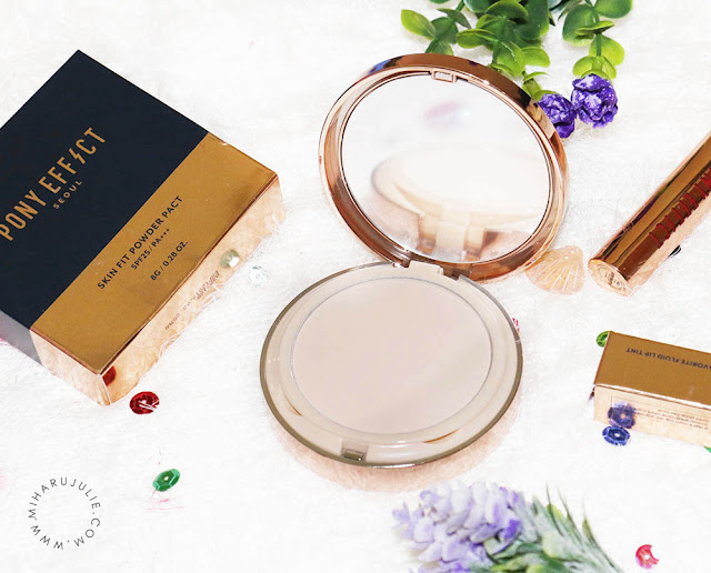 PONY EFFECT SKIN FIT POWDER PACT-REVIEW