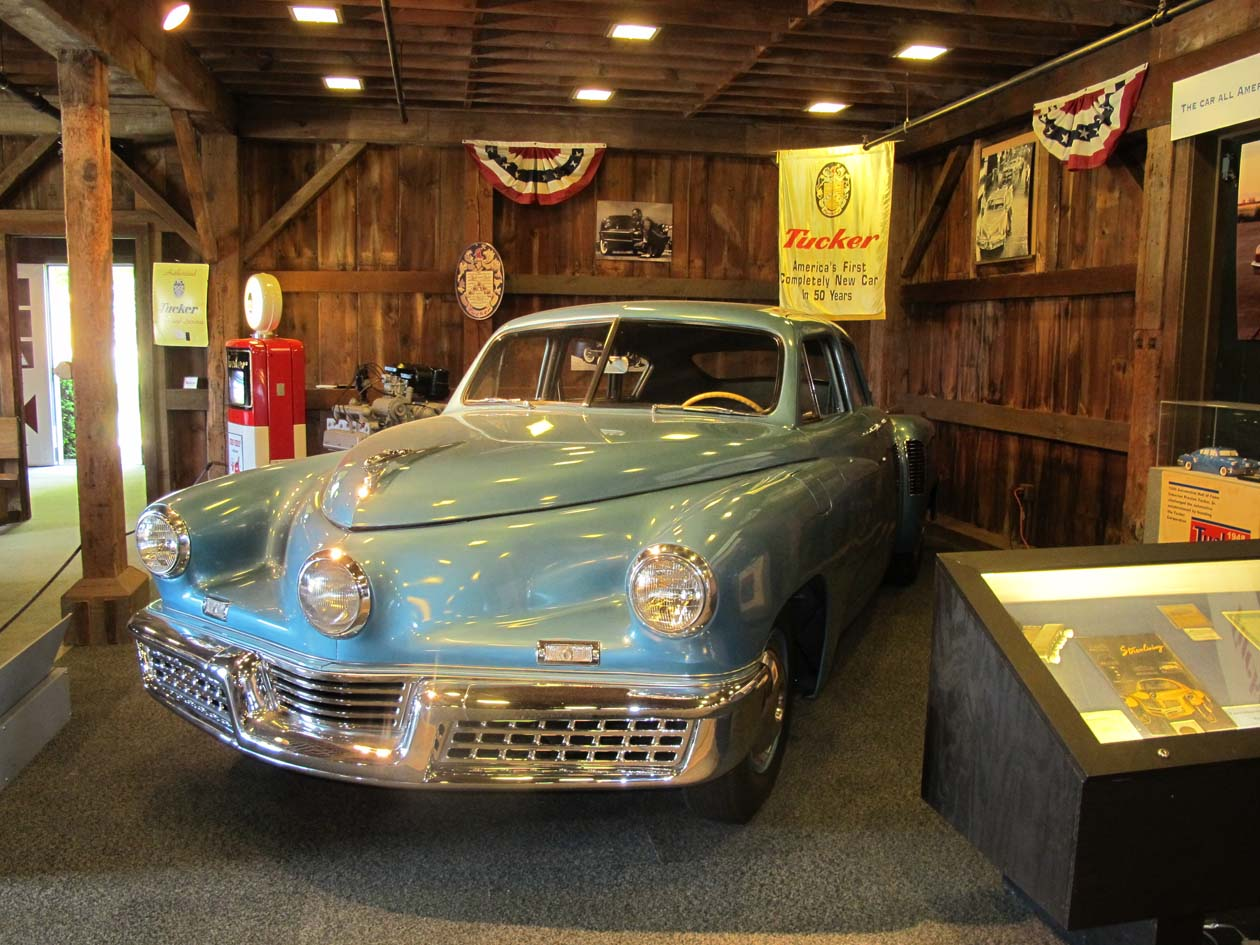 Fountainhead Antique Auto Museum: Barn Finds at the Gilmore