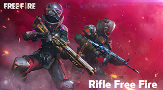 Rifle Free Fire || Senjata Assault Rifle Free Fire Terbaik