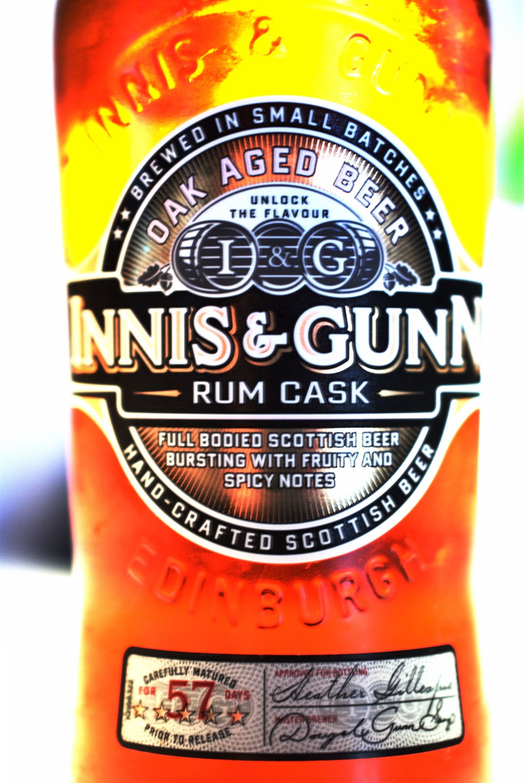 Innis And Gunn Bar And Kitchen