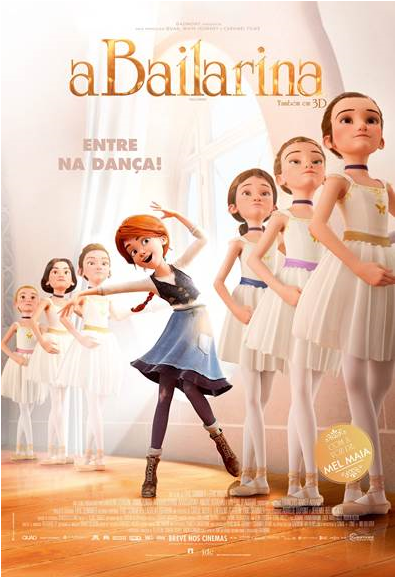 A Bailarina – Dublado – HD 720p