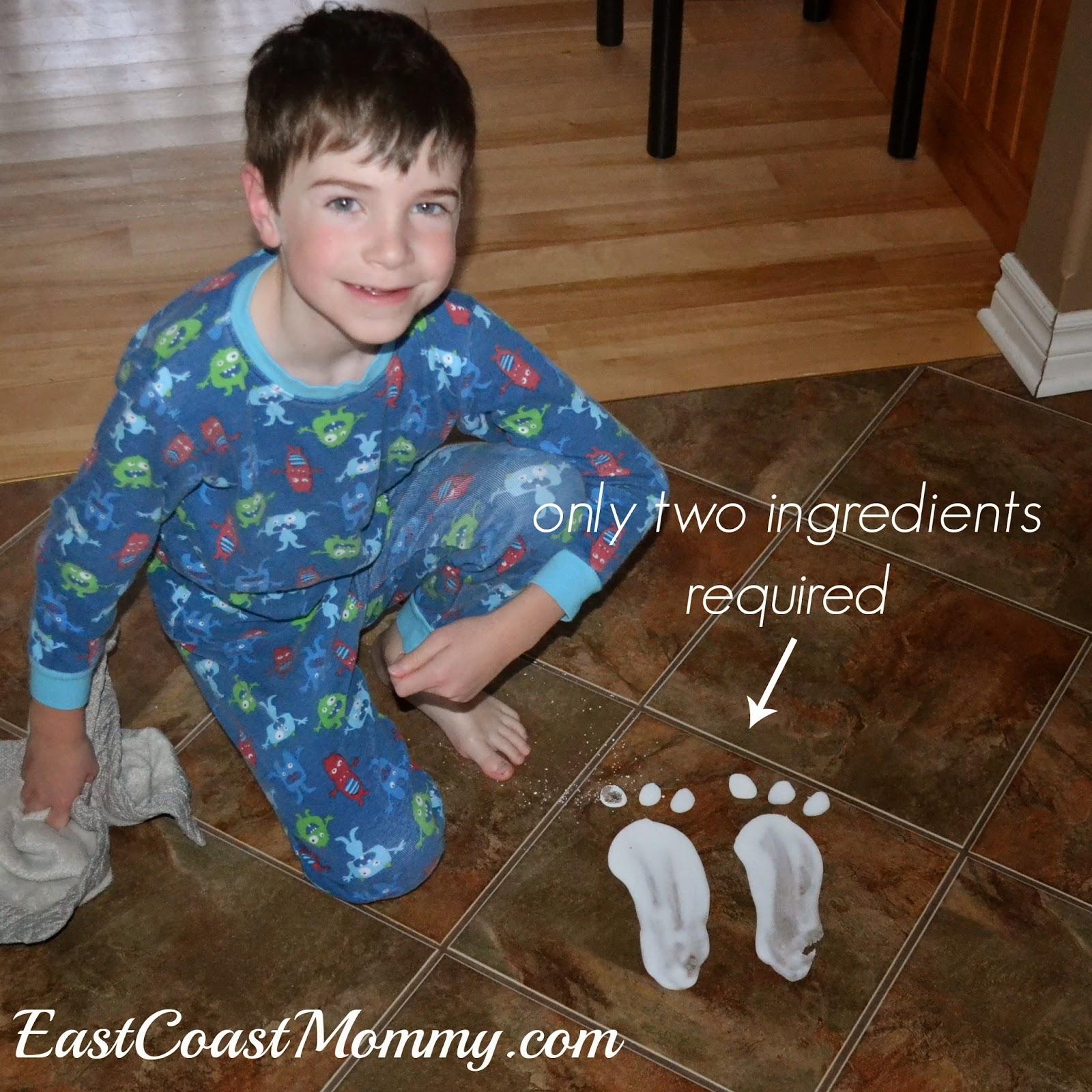East Coast Mommy Bunny Tracks