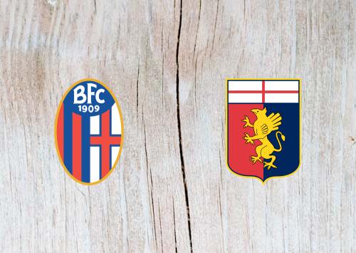 Bologna vs Genoa - Highlights 10 February 2019