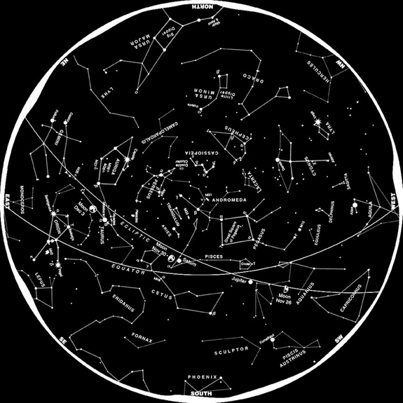 Amazing Astronomy : Constellations