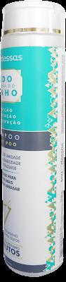 Ingredientes da Composição do Sou Dessas shampoo Smart Poo tudo na Hora do Banho - Resenha Completa