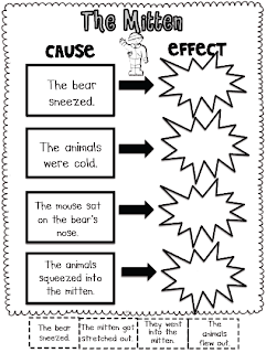 Sarah's First Grade Snippets: Jan Brett Literacy