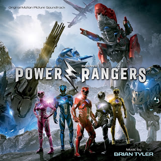 power rangers soundtracks