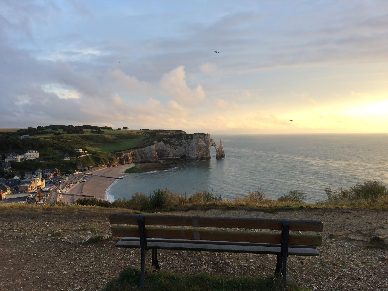 Falaise D Etretat Normandy France Travel Is My Favorite Sport