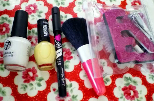 Spring Beauty mini-haul!